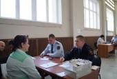День донора для Истринских полицейских