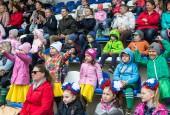 Юные жители городского округа Истра отмечают Международный день защиты детей!