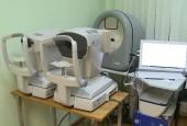 Высокотехнологичное офтальмологическое оборудование появилось в детской поликлинике в Истре