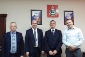 Руководитель администрации Истринского района Андрей Дунаев и мэр города Будва (Черногория) подписали договор об установлении побратимских отношений