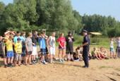 В Московской области с начала лета более 25 тысяч детей прошли обучение в рамках акции «Научись плавать»