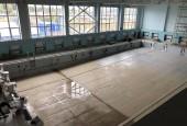 Новый физкультурно-оздоровительный комплекс с современным бассейном, построенный по программе Губернатора Московской области «50 ФОКов», в скором времени будет радовать жителей и гостей посёлка Глебовский.