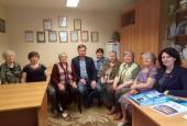 Общественная палата г.о. Истра встретилась с активом Истринской организации «Всероссийское общество инвалидов».