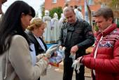 Акция «Наш лес. Посади свое дерево» прошла 12 сентября на пяти площадках в Истринском районе