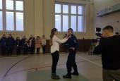 Полицейские г.о. Истра и общественники провели акцию   «Студенческий десант»