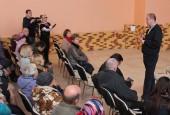 Андрей Дунаев провел встречу с жителями сельского поселения Онуфриевское