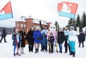 20 января в городском округе Истра состоялся «День снега»