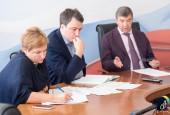 Сегодня состоялось еженедельное совещание комиссии по повышению налоговых и неналоговых поступлений в бюджет городского округа Истра