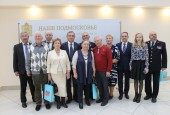 Комсомольцы Истры отметили в Доме правительства Подмосковья 100-летие ВЛКСМ