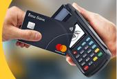 Оплата проезда бесконтактными банковскими картами