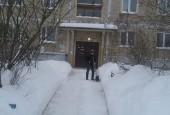В городском округе Истра идет борьба с последствиями обильного снегопада в выходные