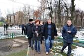 Рабочие выезды главы городского округа Истра продолжаются