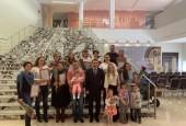 В МВК «Новый Иерусалим» Андрей Вихарев вручил сертификаты 11 молодым семьям на приобретение нового жилья.