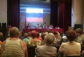 Андрей Дунаев встретился с жителями Бужаровского поселения