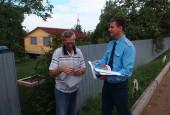 1300 спасателей ежедневно разъясняют жителям Московской области правила пожарной безопасности
