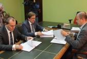 Истринский район и область заключили соглашение о конкурсных процедурах