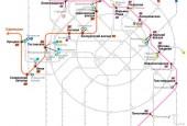 Уважаемые жители! В конце ноября этого года открываются первые две линии Московских центральных диаметров (МЦД).