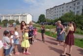 28 июля в ТУ Новопетровское состоялся праздник – День родного села. В этот день селу исполнилось 550 лет.