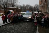 Госавтоинспекция и министерство образования проводят комплексное целевое информационно-профилактическое мероприятие  «Зимние каникулы»