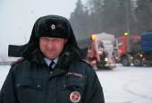 Подмосковная Госавтоинспекция предупреждает участников дорожного движения об изменении погодных условий