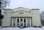 Завершена реконструкция здания Дворца культуры и спорта «Тамань» в Наро-Фоминске