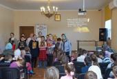 День православной книги в воскресной школе Георгиевского храма г. Дедовска