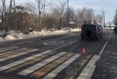 По предварительным данным 08 февраля 2019 года в 12 часов 35 минут на 3  км +890 м а/д «Волоколамское ш.-д/о Рождествено» произошло дорожно-транспортное происшествие