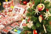 На территории округа с 15 декабря открываются новогодние ярмарки, где покупателям представят широкий ассортимент как фермерских продуктов, так и товаров для праздника